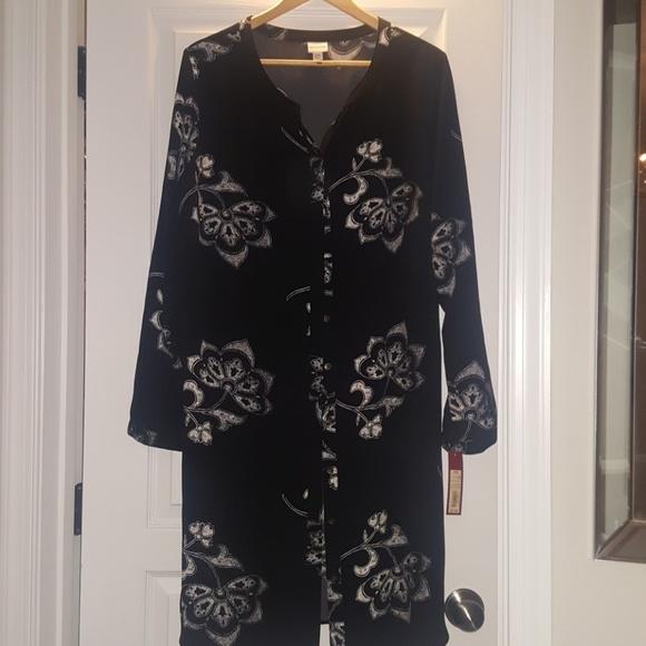 Merona Dresses & Skirts - Black and white dress